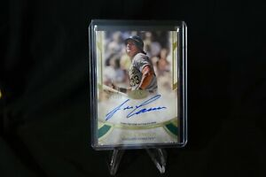 2021 Topps Tier One Jose Canseco Prime Performers Autograph /300