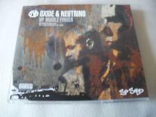 OXIDE & NEUTRINO - UP MIDDLE FINGER - GARAGE CD SINGLE