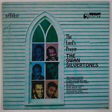 SWAN SILVERTONES: The Lord's Prayer UP FRONT Black Gospel Vinyl LP