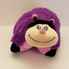 Collectible Limited Edition 2011 Pillow Pets Pee-Wees Ladybug Plush Pillow Purpl