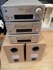 Denon Anlage CD/Kassette/Tuner komplett wie neu
