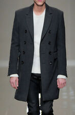 New - Burberry Prorsum - Coat - Size UK 50 / US 40 - Grey
