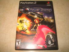 Powerdrome (Sony PlayStation 2, 2004) - Complete