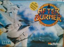 Afterburner (Activision) c64 disco floppy (Disk, badge, BOX, manuali, poster) 100%