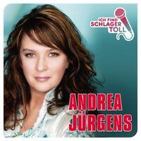 ANDREA JÜRGENS - ICH FIND' SCHLAGER TOLL: DAS BESTE   CD NEU