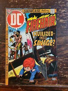 Showcase #85 1969 DC 1st Firehair Comic Book see pics
