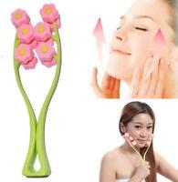 Face Massager Slimming Remove Chin Neck Facial  Beauty Tool Up Roller New