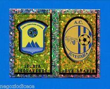 CALCIATORI PANINI 1997-98 Figurina-Sticker n. 642 - ISCHIA JUVE STABIA -New