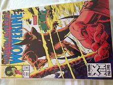 Wolverine Issue 123