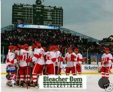 09 Winter Classic Celebration 8x10 Photo Red Wings Pic