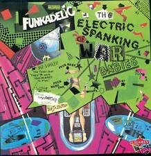FUNKADELIC THE ELECTRIC SPANKING OF WAR BABIES CD A531