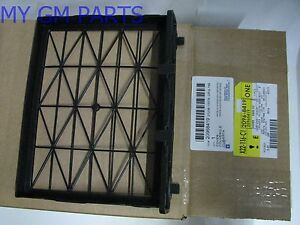 ACADIA ENCLAVE TRAVERSE VUE  CABIN FILTER HOLDER ACCESS COVER NEW OEM 20968419