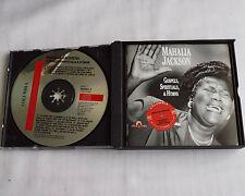 Mahalia JACKSON Gospels, spirituals & hymns AUSTRIA 2xCD Box set COLUMBIA (1991)
