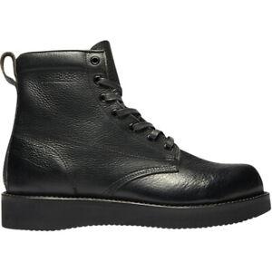 Broken Homme James Boots (Vintage Black) Choose Size