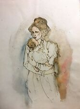Mother and Child By Anna Ray