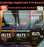 Cambridge Practice Tests IELTS (9– 14) General Student Book Answers+Audio Link