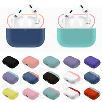 Candy Color Cover Skin For Apple AirPods Pro 2019 Charging Case AirPod 3 Holder
