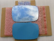 F140RB Acura TL ZDX BLUE Mirror Glass Passenger Side View Right + Full Adhesive