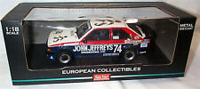 Ford Escort MK3 RS1600i No74 BTTC John Jeffreys 1985 New in unopened box lted