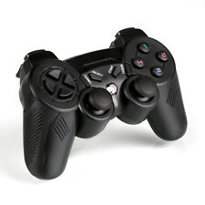 Gamepad für PS3 / PC , Dual Vibration, schwarz, wireless Funk