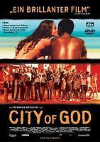 City of God (2 DVDs) von Fernando Meirelles, Katia Lund   DVD   Zustand gut