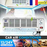 12V Climatiseur Evaporatif Pour Camion RV Caravane Voiture Mural Air Conditionné