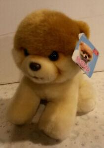 Gund Boo world's cutest dog plush w paper tag unused