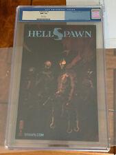 Hellspawn #6 2001 Image comics CGC 9.6