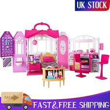 Barbie Glam Gateway House Furniture Kitchenette  En Suite Bathroom Set Bedroom