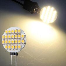 Warm White G4 24 LED 3528 SMD Spot Spotlight Home Marine Light Bulb Lamp 12V