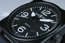 Bell & Ross BR03-92 Black Warranty 2009