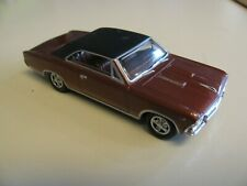 MATCHBOX 1966 CHEVY CHEVELLE SS-396, Models of Yesteryear Toy Car 1:43 DIECAST