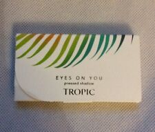 Tropic Eyes On You Pressed Shadow CINNAMON (Build Your Own Palette) RRP £18 Each