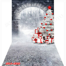 Christmas10'x20'Computer/Digital Vinyl Scenic Photo Backdrop Background SU420B88