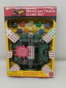 Mexican Train Game Set by Fundex - 2002 Brand New in Box