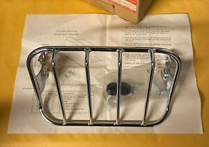 1985-1993 Suzuki LT230 Quadrunner Headlamp Head Light Guard Set NOS 48500-22820