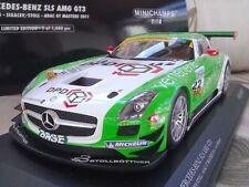 Coche de automodelismo y aeromodelismo Mercedes de escala 1:18