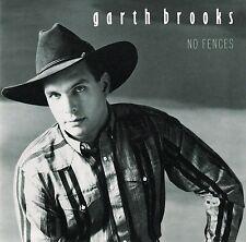 GARTH BROOKS : NO FENCES / CD - TOP-ZUSTAND