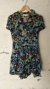Tory Burch Afternoon Tea cotton dress Size Small