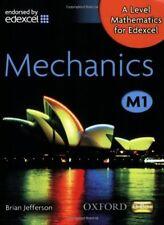 A Level Mathematics for Edexcel: Mechanics M1,Brian Jefferson