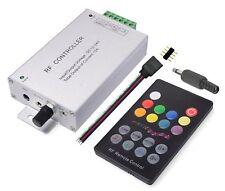Tronicspros 18 Keys Sound Sensor Rf Remote Dc 12V-24V,12A Music Activated Contro