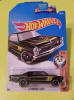 '67 Pontiac GTO Hot Wheels