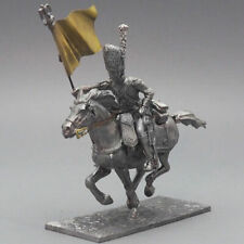 Tin soldier, Standard Bearer of the Grenadiers Guard, Napoleonic Wars, 54 mm