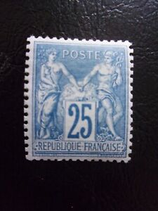 FRANCE N° 79 TYPE SAGE NEUF GOMME SANS CHARNIERE NI TRACE TRES BON CENTRAGE