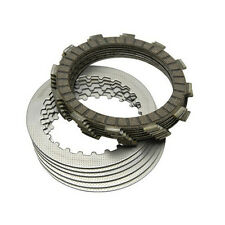 1989-1997 KX80 Tusk Clutch Kit Friction And Steel Plates kx 80 kawasaki discs
