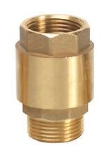 Raccord clapet anti retour en laiton pour pompe à eau electrique