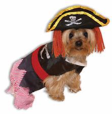 Dog Pirate Halloween Costume sz Large
