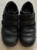 Boys Start-Rite Startrite black school shoes - Size 1G