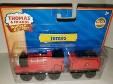 Thomas & Friends Wooden Train Engine James and Tender