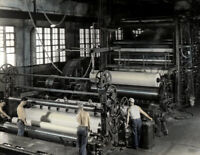 """St. Helens Pulp and Paper Company Old Photo 8.5"""" x 11"""" Reprint"""